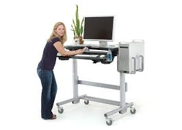 Standing Sitting Desk by Anthro Corporation 2010 Press Releases Anthro Com