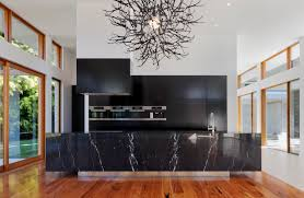 modern black kitchens black kitchens always beautiful pictures design ideas