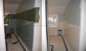 Reglazing Bathroom Tile Before U0026 After Bathtub Refinishing U2013 Tile Reglazing U2013 Sinks
