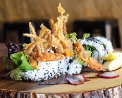 japanese fusion cuisine cube sushi japanese fusion restaurant order los