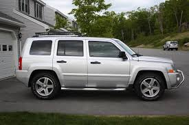 jeep patriot nerf bars stainless push bar grill guard with free side steps jeep