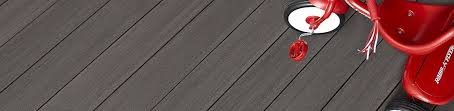 composite decking deck materials pvc decking fiberon