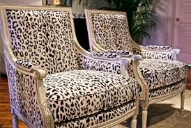 home decor prints seeing spots leopard prints leap back into home decor home and