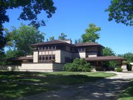 prarie style homes prairie style houses environments designed by frank lloyd wright