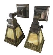 Vintage Lighting Fixture Vintage Lighting Restored Design For The Arts Crafts House