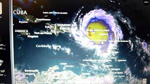 live hurricane irma live puerto rico up date 700pm by