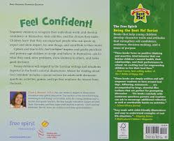 feel confident a book about self esteem being the best me