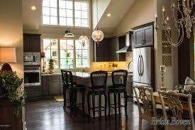 Kitchen Cabinets Grand Rapids Mi Contemporary Kitchen With Flat Panel Cabinets U0026 Kitchen Island In