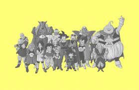 dragon ball characters ranked complex