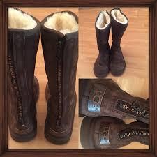 zipper ugg boots sale ugg australia knightsbridge back zip boot ugg australia