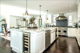 kitchen island with refrigerator wine fridge in island kitchen island kitchen island with built in