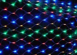 colorful 300 led net mesh decorative lights twinkle lighting