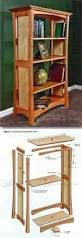 Fine Woodworking Bookshelf Plans by Bookcase Plans Furniture Plans And Projects Woodarchivist Com
