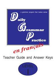 worksheet daily grammar practice worksheets mifirental free