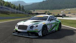 bentley bathurst project cars 2 bentley continental gt3 spielberg youtube