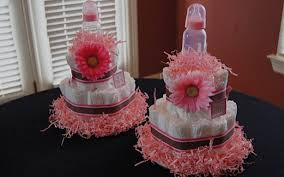 how to make a diaper cake youtube