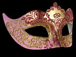 pink masquerade masks stella masquerade masks gold pink