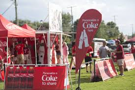 Coca Cola Six Flags Promotion Gold Best Brand Awareness Campaign 2015 Chief Marketer 2015