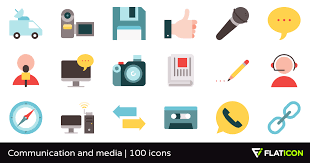 Media by Communication And Media 100 Free Icons Svg Eps Psd Png Files