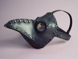 plague doctor s mask tom banwell leather and resin projects naming contest for plague