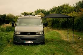 Vw T5 Awnings V4 Vision Tech Awning Poles U2013 Stitches Steel