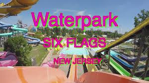 New Jersey Six Flags Address Water Park Six Flags New Jersey аквапарк нью джерси Youtube