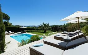 luxury villas st tropez france
