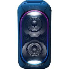motion l wireless speaker sony gtk xb60 bluetooth speaker blue gtkxb60 l b h photo video