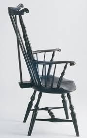 fan back windsor armchair nancy goyne evans documentary evidence of painted seating