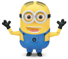 amazon com despicable me minion dave talking action figure toys