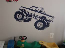 truck wall decals for kids baby room truck wall decals