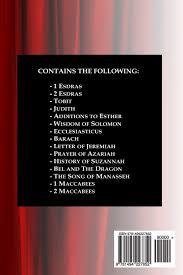 the apocrypha r h harris 9781494227852 amazon com books