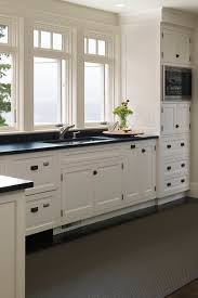 white cabinets with black countertops ideas black granite kitchen countertops design ideas countertopsnews