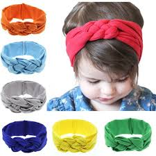 elastic headbands choice of baby headbands braided