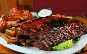 ribs wings