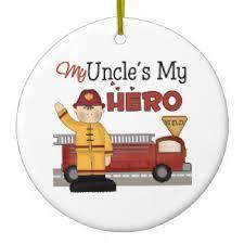 firefighter ornaments keepsake ornaments zazzle