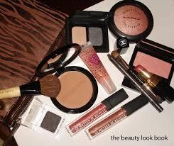 inside my makeup bag the beauty look book