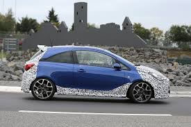 opel corsa opc 2016 new opel corsa opc 210 hp and 6 speed manual confirmed video