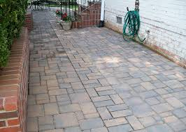 Drainage Patio Fresh Awesome Paver Patios And Walkways 24217