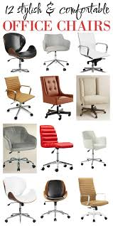 Comfortable Office Chairs Stylish And Comfortable Office Chairs You Must See