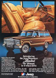 1989 jeep wagoneer limited 1979 jeep grand wagoneer limited ad a classic cars today online
