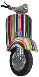 vespa full color scooter pinterest blog vespas and love