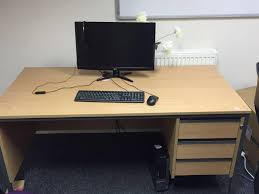Ikea Work Table office desks ikea 23 diy computer desk ideas that make more