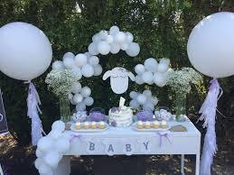 feature little lamb baby shower celebration stylist