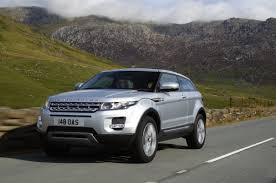 silver range rover range rover evoque