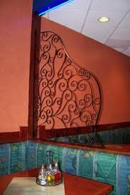 Wrought Iron Room Divider by Wrought Iron Ornamental Decor South Jersey Custom Hand Crafted