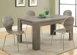Modern Kitchen Table Amazoncom - Amazon kitchen tables