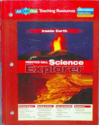 all in one teaching resources inside earth prentice hall science