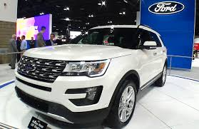 Ford Explorer White - 2016 ford explorer almost everything you ever wanted to know