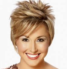 crown spiked hair styles 14 best short haircuts for women with round faces
